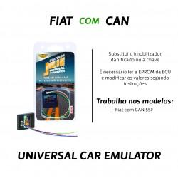 CHIPART.PT - 0102-001-10 - Fiat com CAN - Julie Emulador Universal