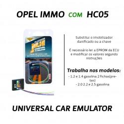 CHIPART.PT - 0102-001-17 - Opel immo com HC05 - Julie Emulador Universal