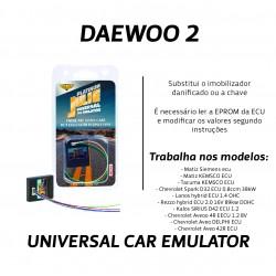 CHIPART.PT - 0102-001-26 - Daewoo 2 - Julie Emulador Universal