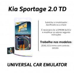 CHIPART.PT - 0102-001-28 - Kia Sportage 2.0 TD - Julie Emulador Universal