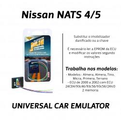 CHIPART.PT - 0102-001-30 - Nissan NATS 4 e 5 - Julie Emulador Universal