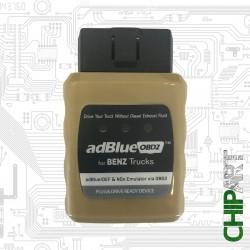 CHIPART.PT - 0101-005 - MERCEDES BENZ - Emulador Adblue OBD2 com Sensor NOX