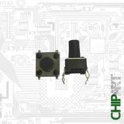 CHIPART.PT - 0205-002 - Botão 6x6x6 (mm)