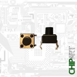 CHIPART.PT - 0205-003 - Botão 6x6x3.5mm