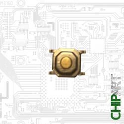 CHIPART.PT - 0205-004 - Botão SMD 12VDC 50mA 5.2x5.2x1.5mm