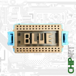 CHIPART.PT - 0506-002 - CONECTOR BLUE