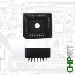 CHIPART.PT - 0303-018 - SOCKET CI PLCC32 PINOS